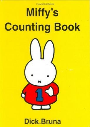 Miffy's Counting Book (Miffy (Big Tent Entertainment))