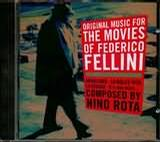 Original Music for The Movies of Federico Fellini