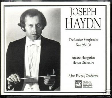 Haydn: London Symphonies Nos.93-100