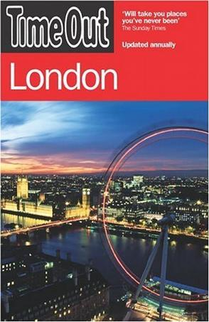 Time Out London (Time Out Guides)