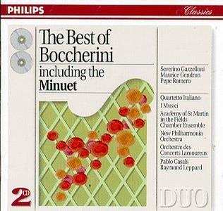 The Best of Boccherini: Including the Minuet