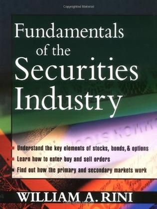 Fundamentals of the Securities Industry