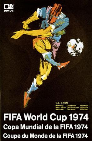 X FIFA World Cup 1974