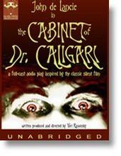 The Cabinet of Dr. Caligari (Audiofy Digital Audiobook Chips)
