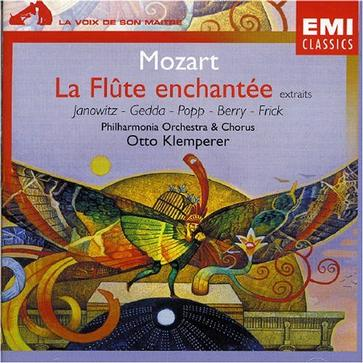 Mozart: Magic Flute (La Flute enchantee)