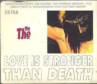 Love is Stronger than Death / Sinking Feeling / Mercy Beat / Armageddon Days are Here Again [RARE]