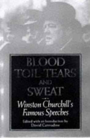 Blood, Toil, Tears and Sweat