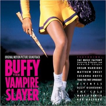 Buffy The Vampire Slayer: Original Motion Picture Soundtrack
