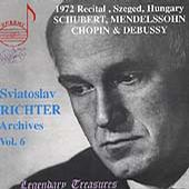 Legendary Treasures - Sviatoslav Richter Archives Vol 6