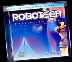 ROBOTECH:  20th Anniversary Soundtrack