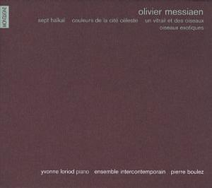 Hommage à Olivier Messiaen: The 80th Birthday Concert