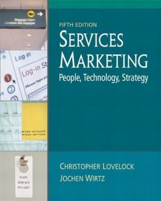 Services Marketing (5th Edition)
