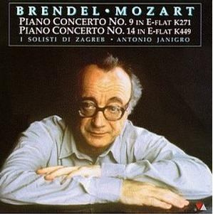 Mozart: Concerto for Piano and Orchestra No9, 14, Brendel / I Solisti di Zagreb
