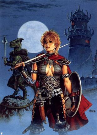Curse of the Azure Bonds (Advanced Dungeons & Dragons/Forgotten Realms Module FRC2)
