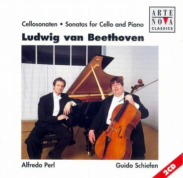 Ludwig van Beethoven: Sonatas for Cello and Piano