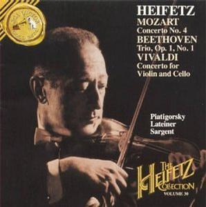 Heifetz Collection, Vol. 30