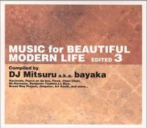 Music for Beautiful Modern Life Edited V.3