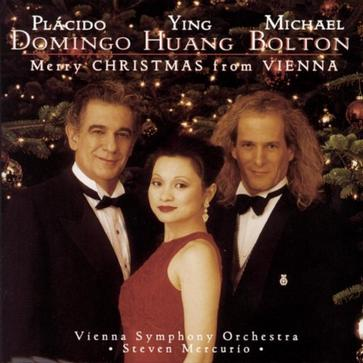 Placido Domingo · Michael Bolton · Ying Huang ~ Merry Christmas from Vienna