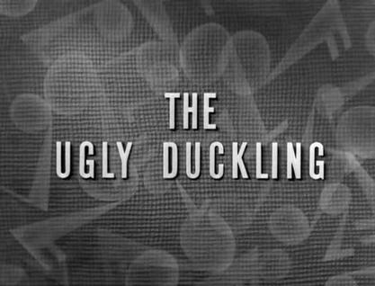 丑小鸭 The Ugly Duckling 1931