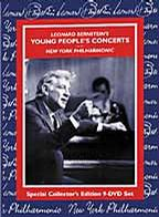 Leonard Bernstein - Young People's Concerts / New York Philharmonic (1961)