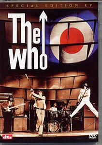 THE WHO special edition EP