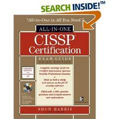 CISSP All-in-One Exam Guide, Third Edition