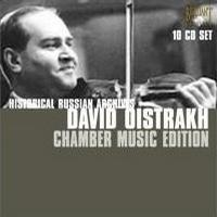 Russian archives: David Oistrakh Chamber Music Edition