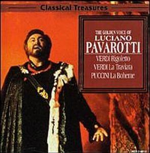 The Golden Voice of Luciano Pavarotti