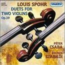 Louis Spohr: Duets for Two Violins, Op. 39
