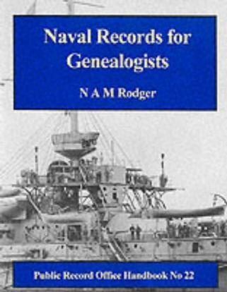 Naval Records for Geneologists (Public Record Office Readers' Guide)