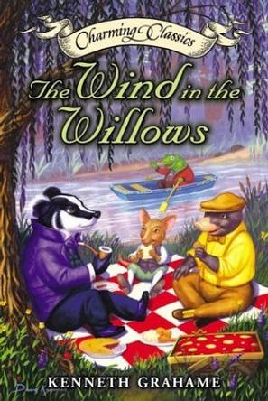 The Wind in the Willows Book and Charm (Charming Classics)