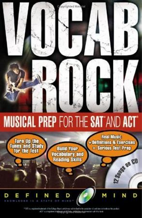 Vocab Rock! Musical Preparation for the Sat And Act