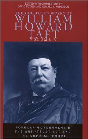 Collected Works Taft, Vol. 5