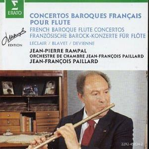 French Baroque Flute Concerts