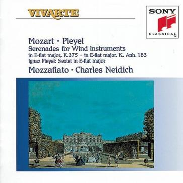 Mozart and Pleyel: Serenades for Winds