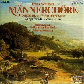 Mannerchore (Songs for Male Voice Choir)