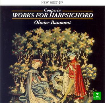 Francois Couperin: Works For Harpsichord