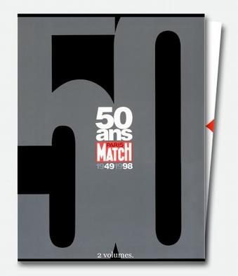 50 ans, Paris Match