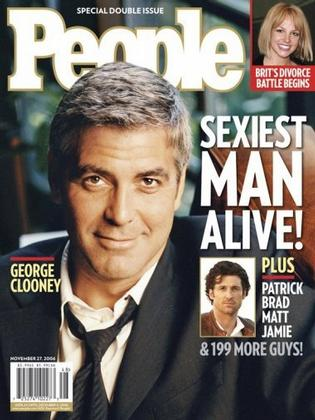People Sexiest Man Alive - 2006