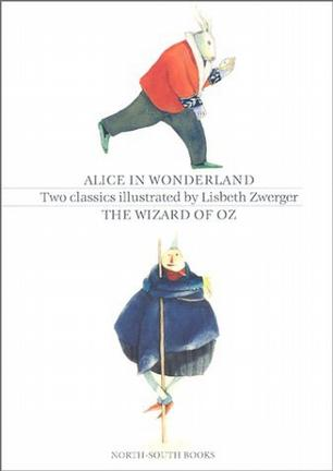 The Wizard of Oz and Alice in Wonderland Boxed Set
