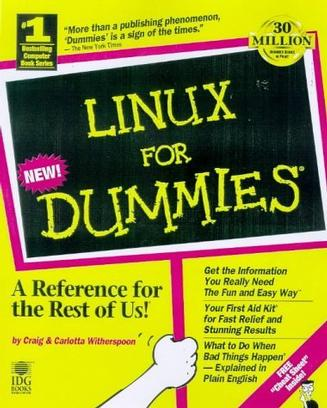 Linux for Dummies, Second Edition