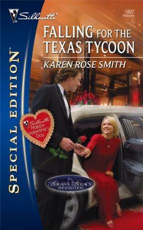 Falling For The Texas Tycoon (Silhouette Special Edition)