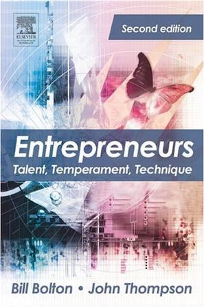Entrepreneurs, Second Edition