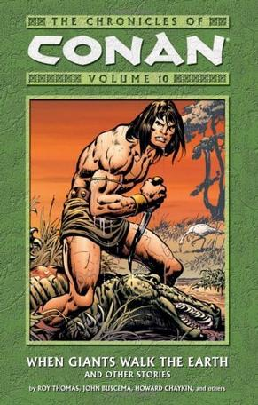 The Chronicles of Conan Volume 10