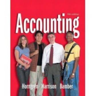 Accounting Chapters 1-26 w/ Student Integrator CD and OneKey Access Card (Charles T Horngren Series in Accounting)