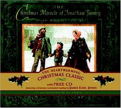The Christmas Miracle of Jonathan Toomey Book and CD (Christmas Miracle of Jon Toome)