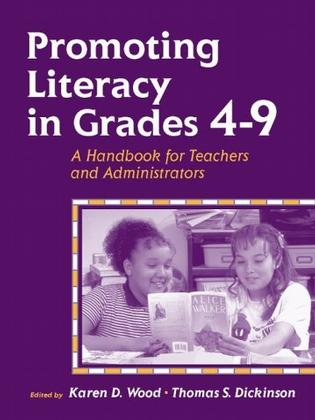 Promoting Literacy in Grades 4-9