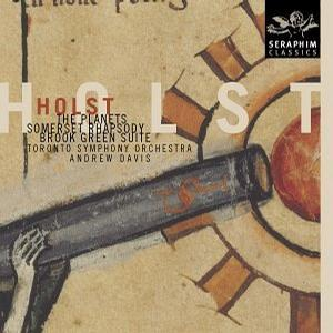 Holst: The Planets, etc.