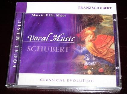 Classical Evolution: Schubert Mass in E flat Major