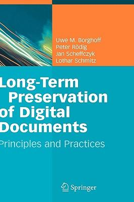 Long-Term Preservation of Digital Documents